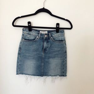 HM Label of Graded Goods Mini Skirt
